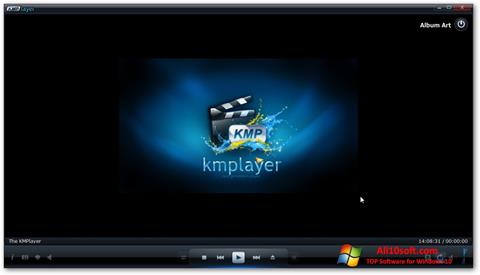 স্ক্রিনশট KMPlayer Windows 10