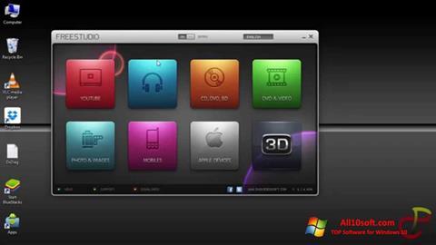 স্ক্রিনশট Free Studio Windows 10