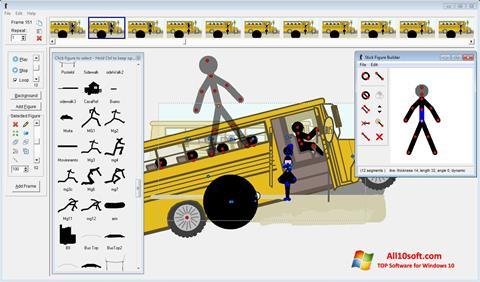 স্ক্রিনশট Pivot Animator Windows 10